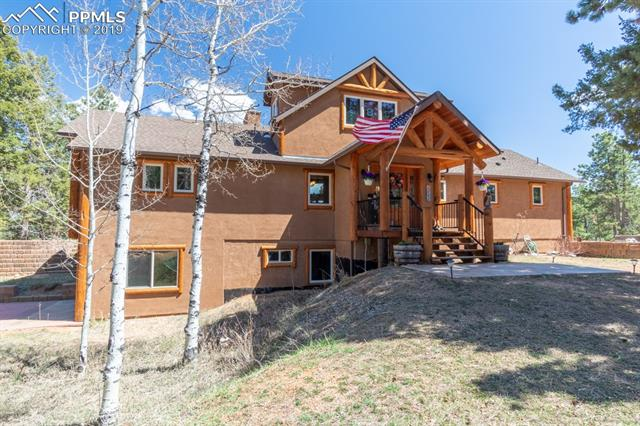2060 County 782 Road Woodland Park, CO 80863