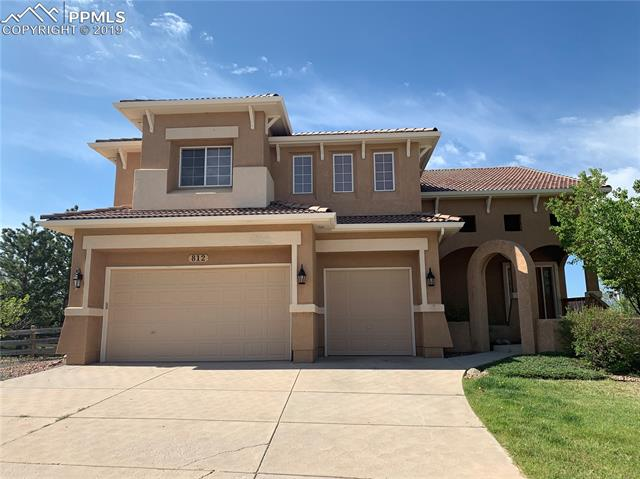 812 Saber Creek Drive Monument, CO 80132