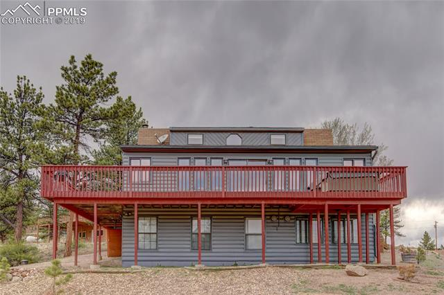 925 Midland Court Lake George, CO 80827