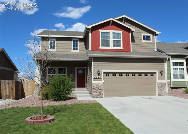 6446 Stingray Lane Colorado Springs, CO 80925