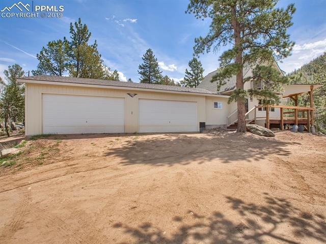 7262 County 92 Road Lake George, CO 80827