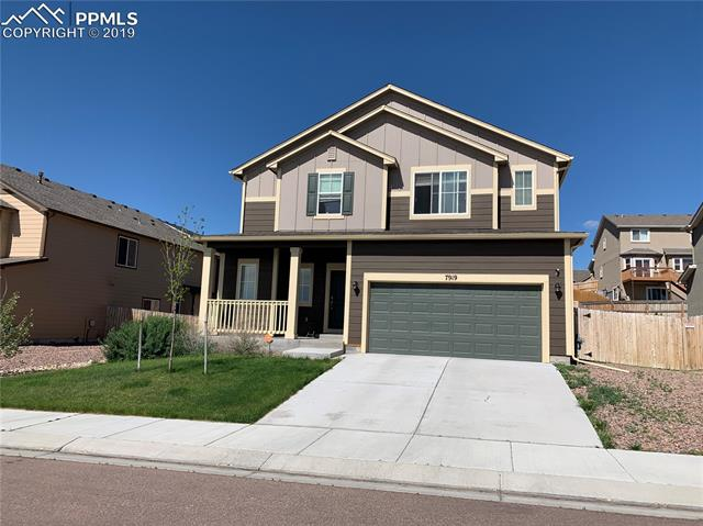 7919 Dutch Loop Colorado Springs, CO 80925