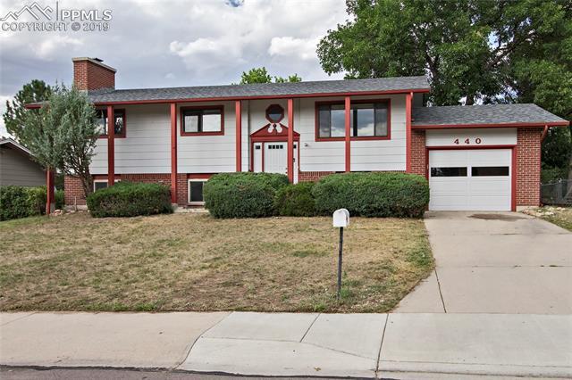 440 Squire Street Colorado Springs, CO 80911