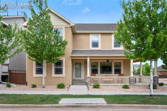 1506 Gold Hill Mesa Drive Colorado Springs, CO 80905
