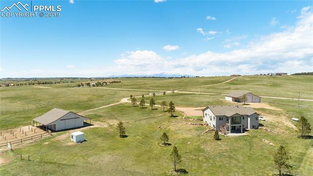 18105 Eastonville Road Black Forest, CO 80106