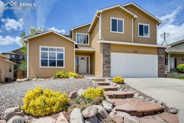 432 Silver Mine Drive Colorado Springs, CO 80905