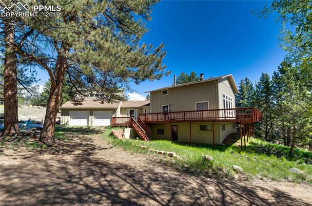 110 Ice House Trail Lake George, CO 80827