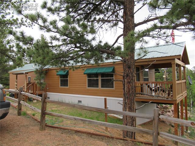 716 Badger Trail Florissant, CO 80816
