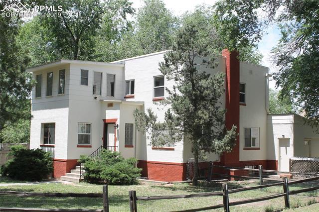 502 W Taylor Street Colorado Springs, CO 80907
