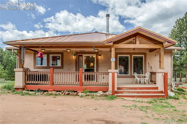 565 Trail Creek Road Lake George, CO 80827
