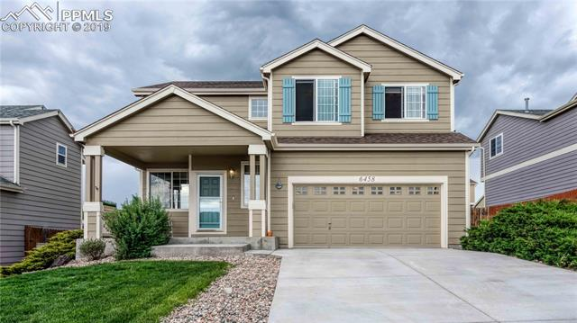 6458 Elsinore Drive Colorado Springs, CO 80923