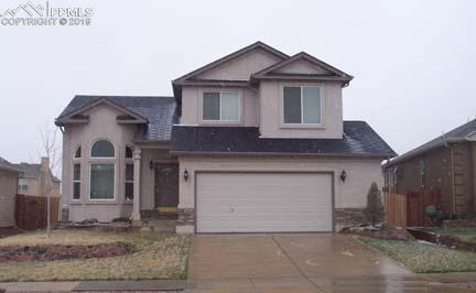3370 Poughkeepsie Drive Colorado Springs, CO 80916