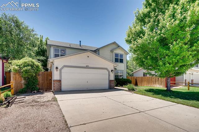 671 Hugh Martin Street Colorado Springs, CO 80911