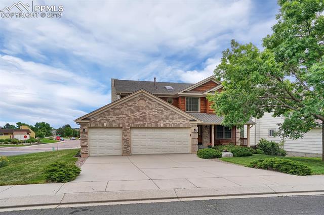 4745 Russett Oak Court Colorado Springs, CO 80919