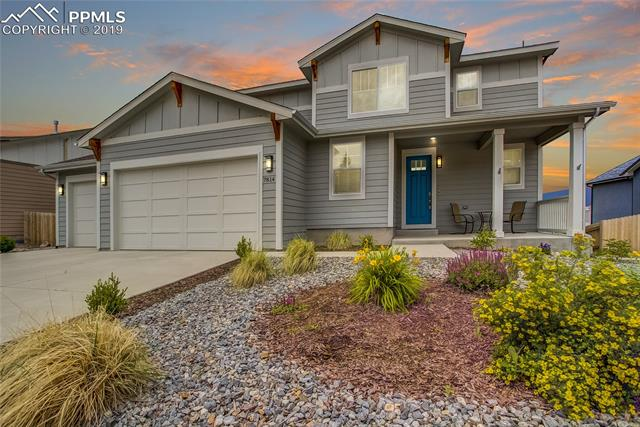 7814 Pinfeather Drive Fountain, CO 80817