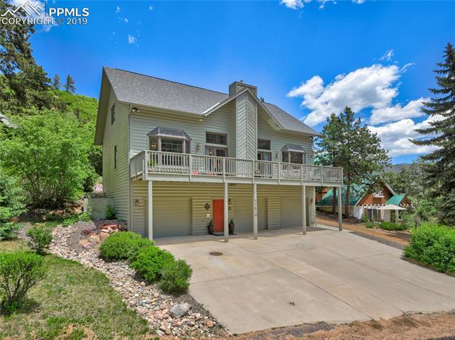 11414 Belvidere Avenue Green Mountain Falls, CO 80819