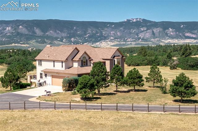 1680 Elk View Road Larkspur, CO 80118