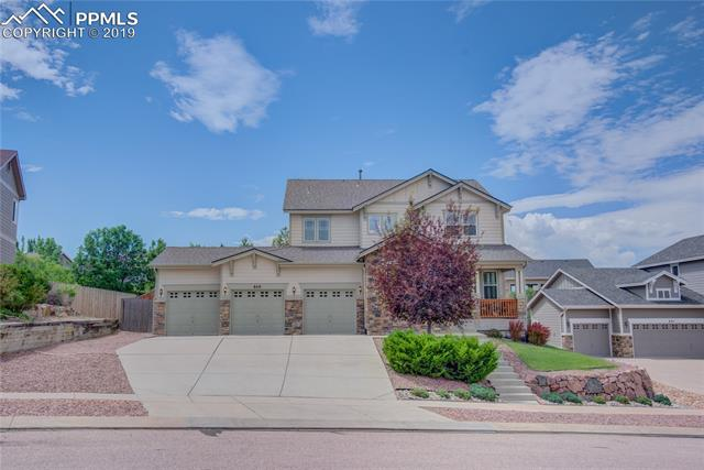 849 Coyote Willow Drive Colorado Springs, CO 80921