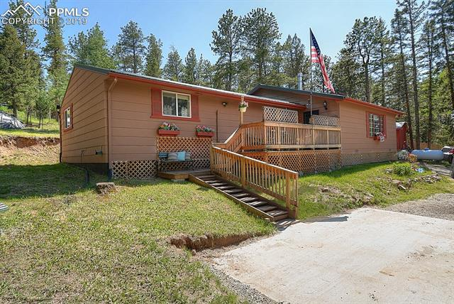 74 Whispering Pine Drive Lake George, CO 80827