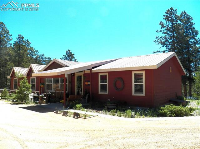 3875 Pathfinder Road Florissant, CO 80816