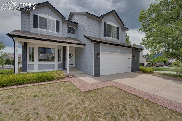 406 Talus Drive Monument, CO 80132