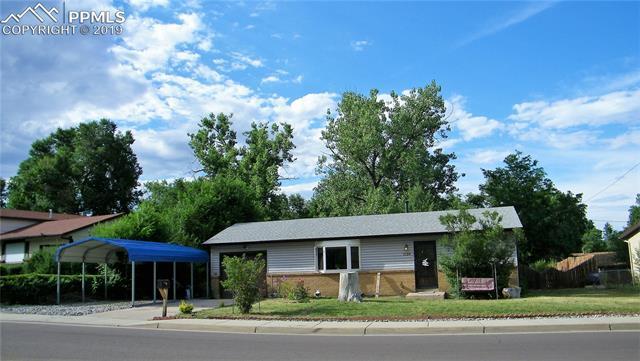 1129 Maxwell Street Colorado Springs, CO 80906