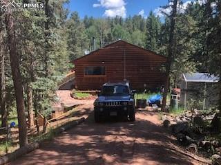 353 Donzi Trail Florissant, CO 80816