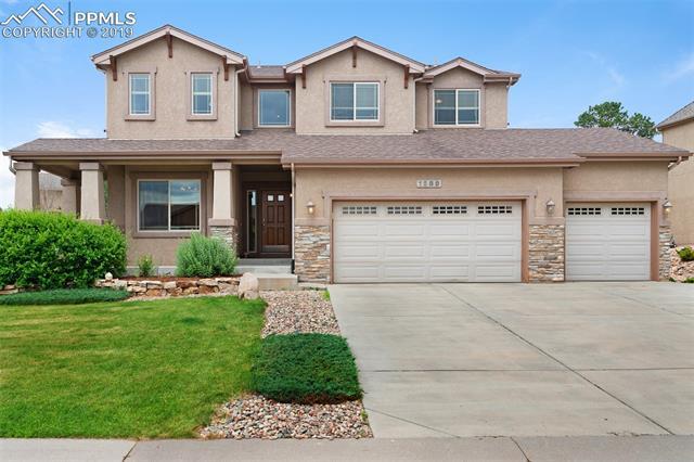 1588 Oakmont Drive Colorado Springs, CO 80921