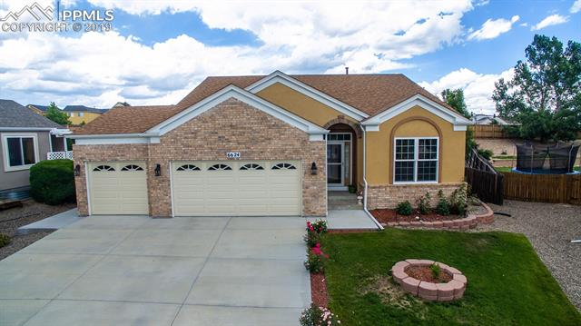 6624 Balance Circle Colorado Springs, CO 80923