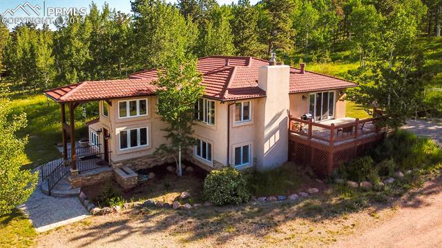 1313 Rampart Range Road Woodland Park, CO 80863