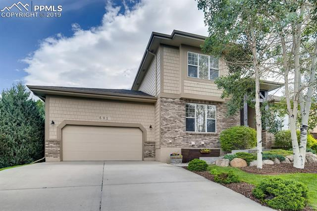 601 Saber Creek Drive Monument, CO 80132
