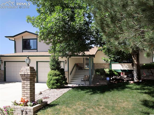 4140 Novia Drive Colorado Springs, CO 80911
