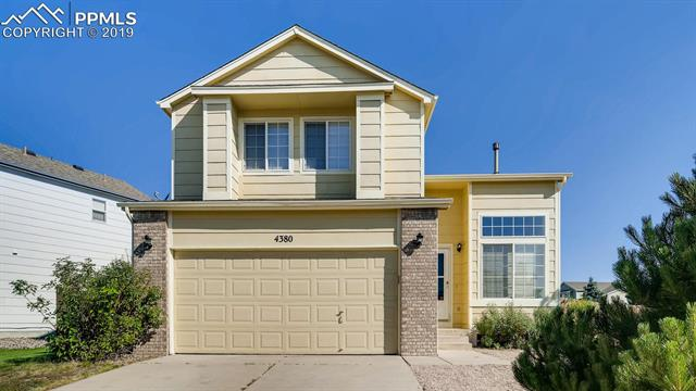 4380 Basswood Drive Colorado Springs, CO 80920