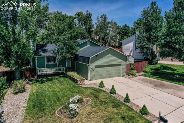 5436 Country Heights Drive Colorado Springs, CO 80917