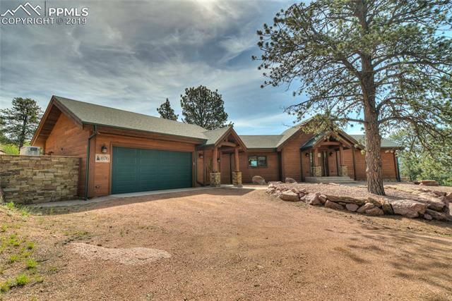 876 Old Ranch Road Florissant, CO 80816