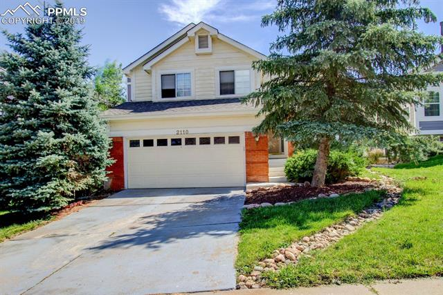 2110 Sable Chase Drive Colorado Springs, CO 80920