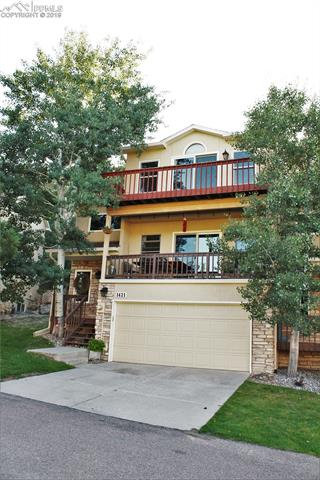 1421 Ledge Rock Terrace Colorado Springs, CO 80919