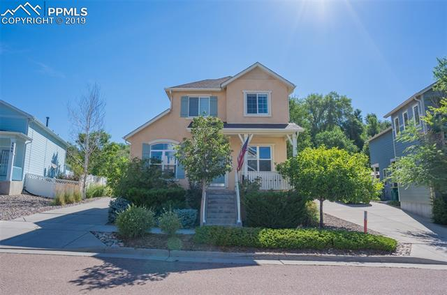 2385 St Claire Drive Colorado Springs, CO 80910