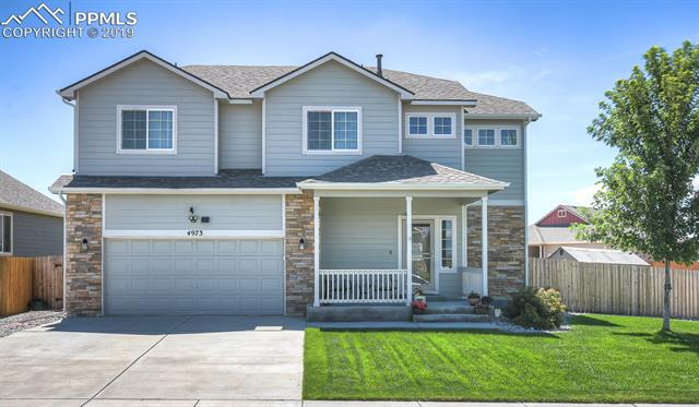 4973 Justeagen Drive Colorado Springs, CO 80911