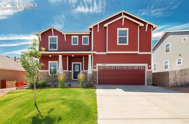 6441 Vickie Lane Colorado Springs, CO 80923