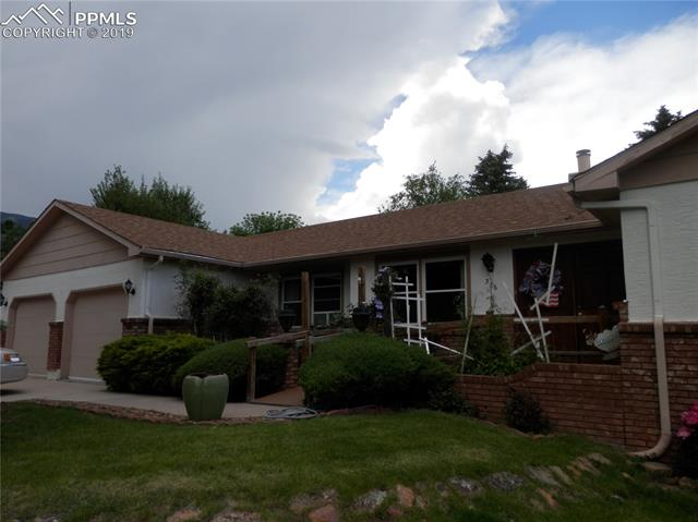 316 Clarksley Road Manitou Springs, CO 80829