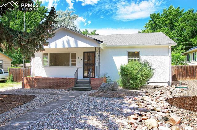 714 N 31ST Street Colorado Springs, CO 80904