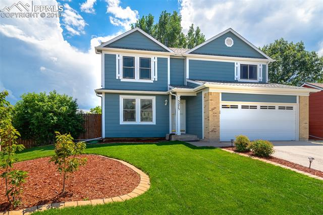 5275 Quill Drive Colorado Springs, CO 80911