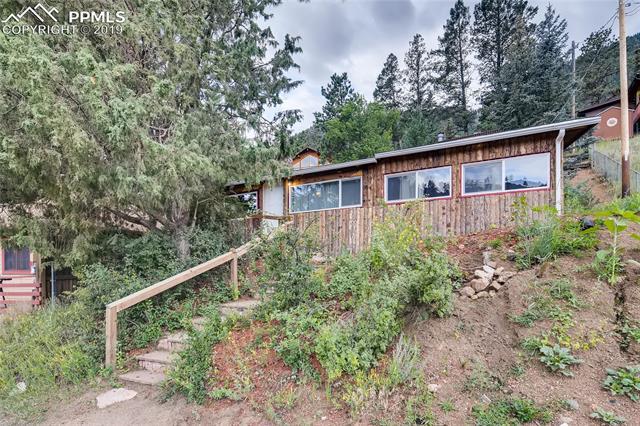 10565 Foster Avenue Green Mountain Falls, CO 80819