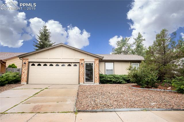3535 Brisbane Drive Colorado Springs, CO 80920