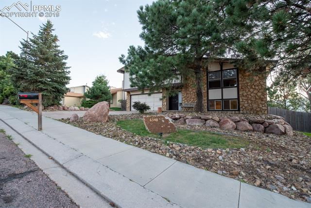 6340 Galway Drive Colorado Springs, CO 80908