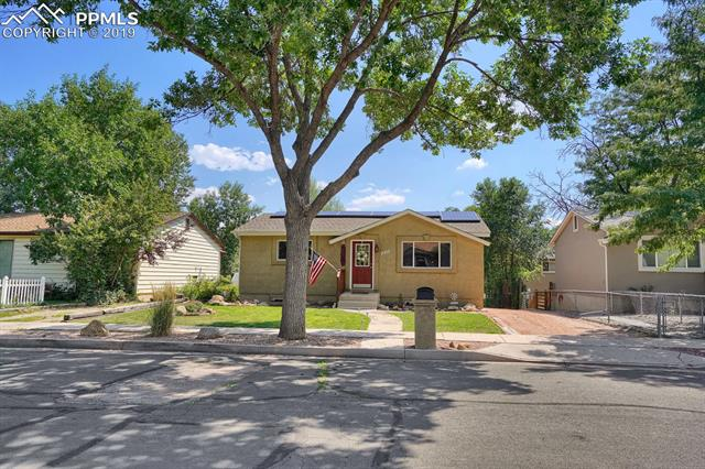2313 N 7TH Street Colorado Springs, CO 80907