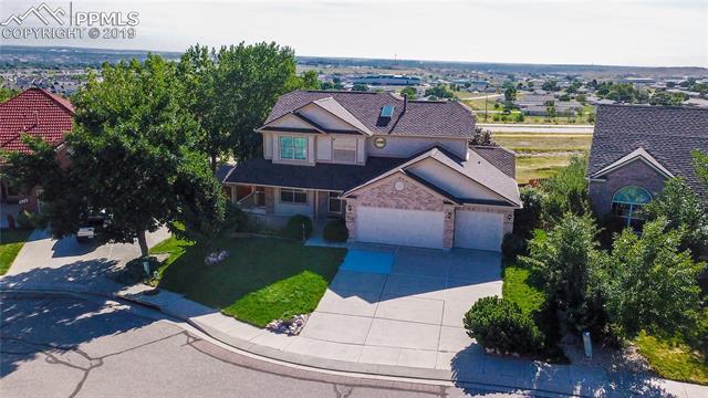 825 Lilacglen Court Colorado Springs, CO 80906
