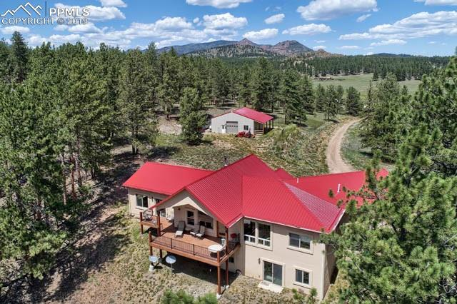 37081 County 77 Road Lake George, CO 80827