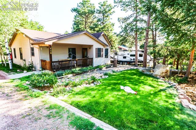 756 2ND Street Palmer Lake, CO 80133
